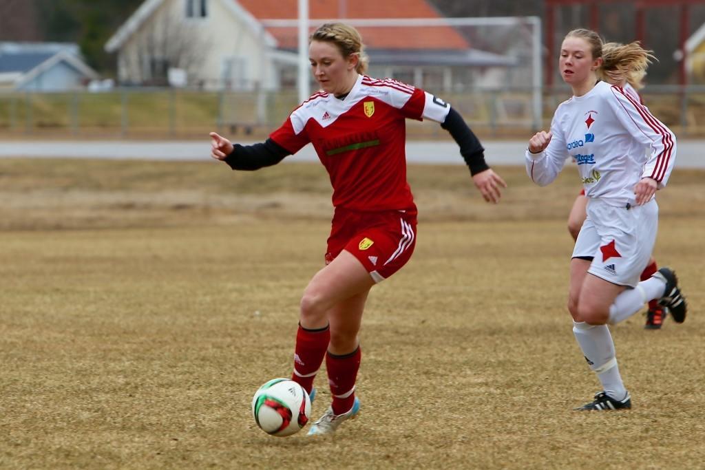 Camilla Larsson Svegs IK.