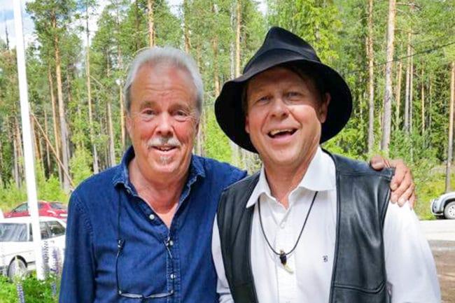 Lalla Hansson gästade Stefan Ströms Musik & Kulturfest