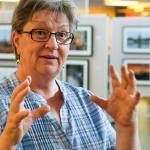 Janet Stefanowicz Joelsson är augusti månads utställare