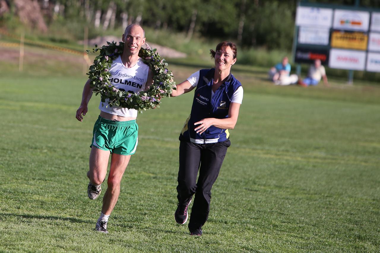 Anders Dahl vann årets Älglunk