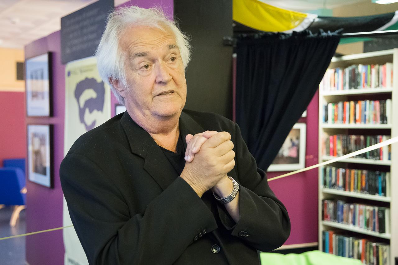 Henning Mankell är död