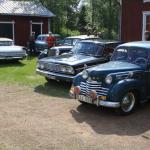 Cruising till Kolsätt på motorhistoriska dagen