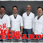Populära dansbandet King Edwards slutar