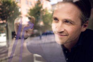 Johan från Sveg, grundare och vd – nu säljs bolaget för 14 miljarder