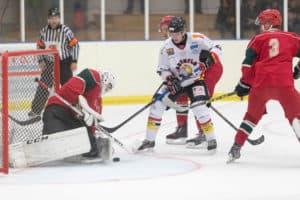 Tung start för Sveg i hockeytvåan – storförlust i seriepremiären