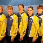 16 mars inleds VM i curling för damer i Riga Lettland