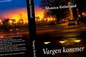 Vargen kommer - en kriminalroman som utspelar sig i Härjedalen